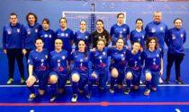 Stage alla Pinetina per la nazionale femminile di calcio a 5
