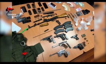 Maxi blitz contro narcos e spacciatori: individuati gruppi criminali anche nel Varesotto