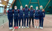 Tennis, le ragazze del CTC concedono il bis