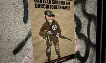 """Animalisti ancora contro gli arcieri al Parco dei Veterani: """"Usate le sagome dei cacciatori, non degli animali"""""""