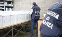 Pezzi di ricambio Iveco contraffatti, sequestrata una stamperia abusiva