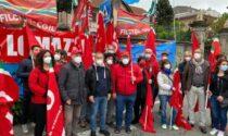 """Festa dei Lavoratori, presidio alla Henkel: """"Inaccettabile che un'azienda non in crisi decida di chiudere lo stabilimento"""""""