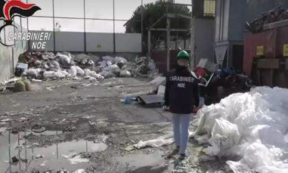 Traffico illecito di rifiuti ferrosi: arrestata una intera famiglia di Colico, cinque ai domiciliari