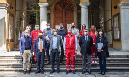 """La Croce Rossa di Lomazzo sogna la nuova sede: via al progetto """"Costruttori di Salute"""""""