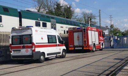 Investimento fatale sui binari tra Canegrate e Legnano