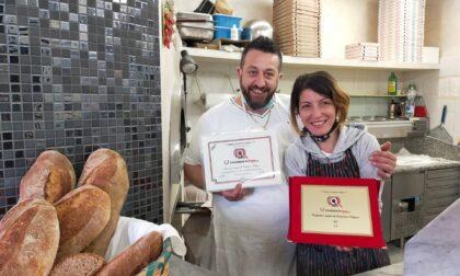 La pizza di Pippo è «Eccellenza italiana», nuovo riconoscimento per la pizzeria Lupin