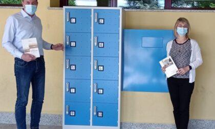 Con lo Smart locker libri a disposizione h24