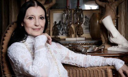 Addio a Carla Fracci, l'etoile della Scala che brillò anche a Tradate