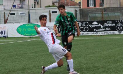 Flop Castellanzese a Sestri Levante, i Corsari vincono 4-0