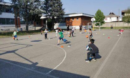 Basket giovanile, Marnate e Gorla proseguono all'aperto