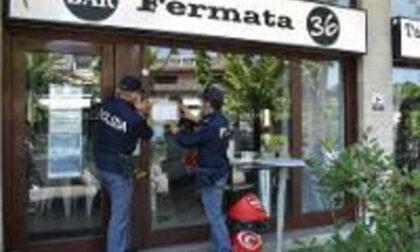 Maxi rissa al bar Fermata 36: tre denunciati, violazioni Covid e attività sospesa per 10 giorni