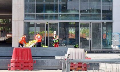 Tragedia alla Fornace di Tradate: morto un operaio del cantiere