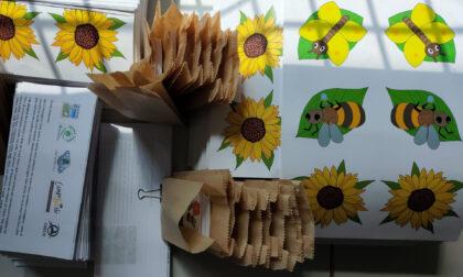 Il Parco Pineta arriva a scuola con i kit didattici a difesa degli impollinatori