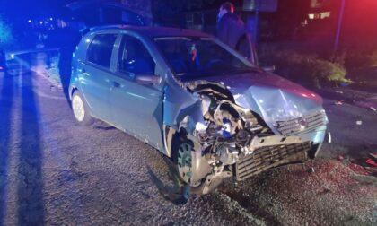 Incidente in via don Minzoni a Castellanza, tre persone coinvolte