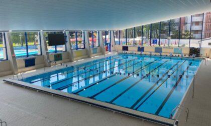 Alla piscina di Saronno riparte la stagione invernale