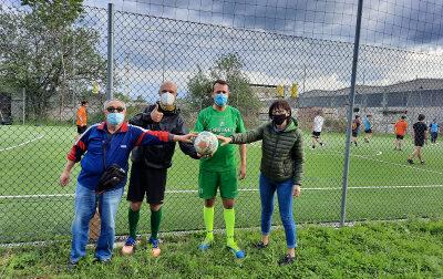 Lo sport riparte a Ceriano: al Villaggio Brollo sfida tra quartieri a calcetto