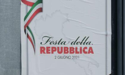 Il caso a Cislago, dal manifesto del 2 giugno scompaiono Sicilia e Sardegna