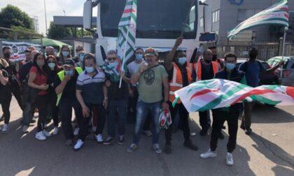 Sciopero in Italmondo: blocco dei magazzini anche a Origgio