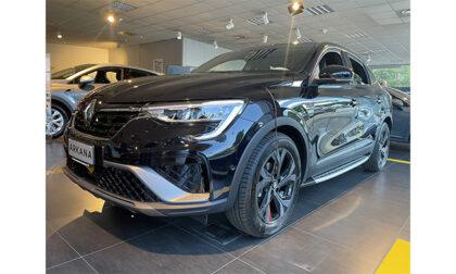 Nuovo Renault Arkana a Saronno e Castiglione Olona: tutte le novità di Centro Car Cazzaro