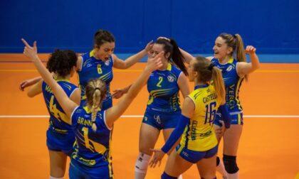 Serie C Volley femminile, la Virtus Cermenate si ferma davanti al Cumdi Luino