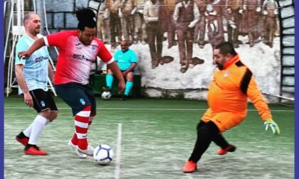 Parte in Brianza il primo torneo di calcio dedicato a persone sovrappeso
