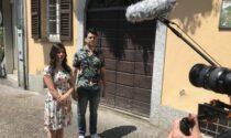 Continuano le riprese, il film su Librandi si sposta in centro a Saronno