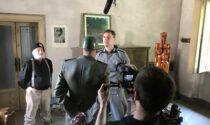 Le prime immagini dal set del film sulla vita di Librandi per Amazon Prime