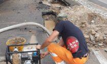 Guasto alla rete idrica a Castellanza, gran parte della città senz'acqua