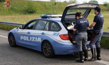 Spacciatori in fuga, scontro con la Polizia in Valganna