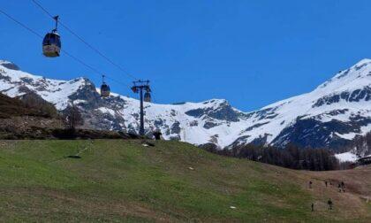 Guasto a una seggiovia anche in Lombardia: fermato un impianto in Valtellina