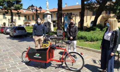 Commercianti in rete a Saronno: arriva Local Express per le consegne a domicilio