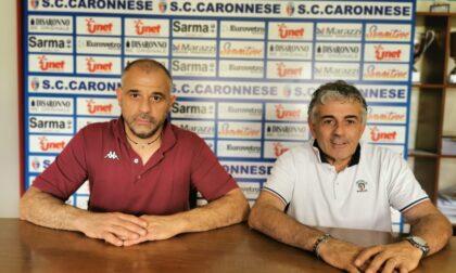 Caronnese, le giovanili prendono forma con Ferrara e Gagliardi