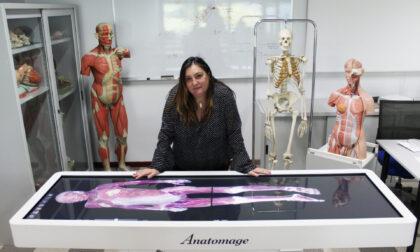 Insubria: arriva il tavolo anatomico digitale con quattro cadaveri virtuali