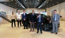 Presentata a Saronno la nuova Nissan Ariya