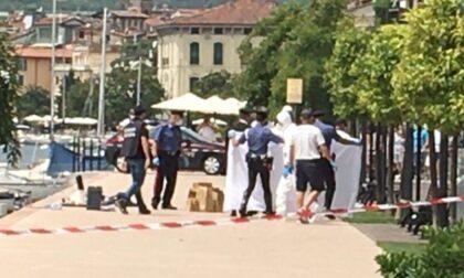 Barca travolta da un motoscafo: morti un 37enne di Salò e una 25enne di Toscolano