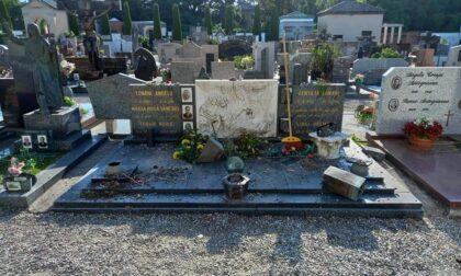 Vandalo in azione al cimitero di Venegono: il Comune presenterà una denuncia collettiva