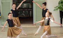 Le allieve dei Ballerini per caso incantano il pubblico di villa Catenacci