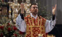Don Claudio lascia Gerenzano, sarà parroco nella Bassa Comasca