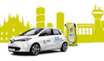 Arriva l'eco car sharing