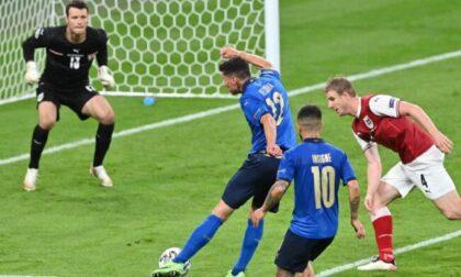 A Fagnano si accende il maxischermo per le partite dell'Italia agli Europei