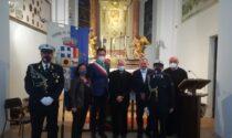 Il Cardinal Coccopalmerio a Gornate: benedizione speciale per  ragazzi e  agenti
