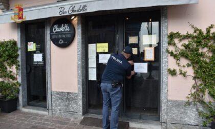 Busto, ancora problemi al bar Charlotte, nuova chiusura per 15 giorni