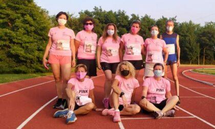 Le Pink lady della fondazione Veronesi tornano a correre