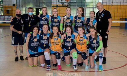 Turate, Under 15 campionesse provinciali di pallavolo