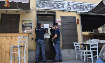 Schiamazzi e risse tra i clienti, chiuso per sette giorni lo Street Garden Caffè di Busto