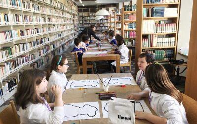 La biblioteca di Ceriano si prepara a ripartire... alla grande