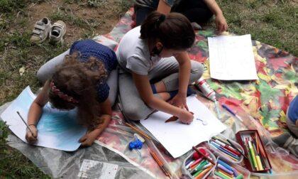 Campo estivo... nell'orto a Tradate tra natura, ritmi naturali ed educazione