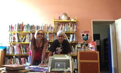 La biblioteca di Mozzate riparte con i piccoli: a loro è dedicato il finanziamento da 10 mila euro