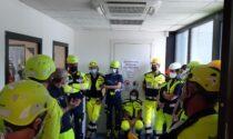 120 volontari alle Fontanelle: domenica intensa per la Protezione Civile