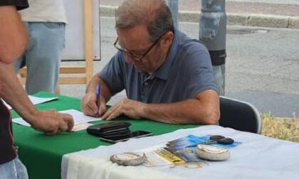 Raccolta firme per l'eutanasia legale, banchetto anche a Saronno